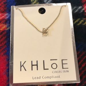 Khloe Collection Jewelry - NEW Khloe Collection petite gold necklace